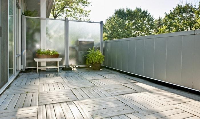 Zelf een houten terras aanleggen tips en voorbeelden - Een terras aan het plannen ...