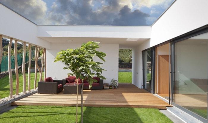 Goedkope tuin ideeen tuin en terras ideeen modern