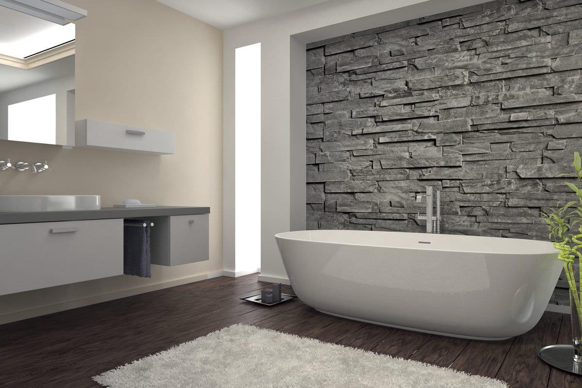 Hout in de badkamer: Waarop letten en geschikte houtsoorten
