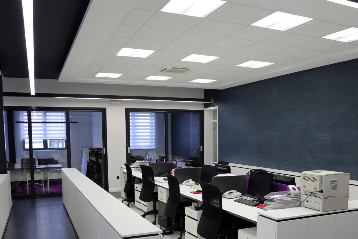 plafond renoveren-systeemplafond